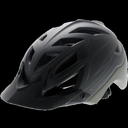 Troy-Lee-Designs-A1-Helmet-Pinstripe-Matte-Army-Green